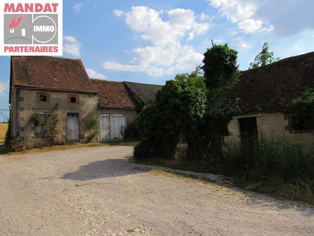 Vente maison villa maison avec garage et grange for Garage peugeot saint pourcain sur sioule